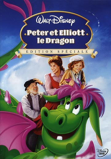 Peter et Elliot, l'aiglon Peter-et-elliott-le-dragon-dvd