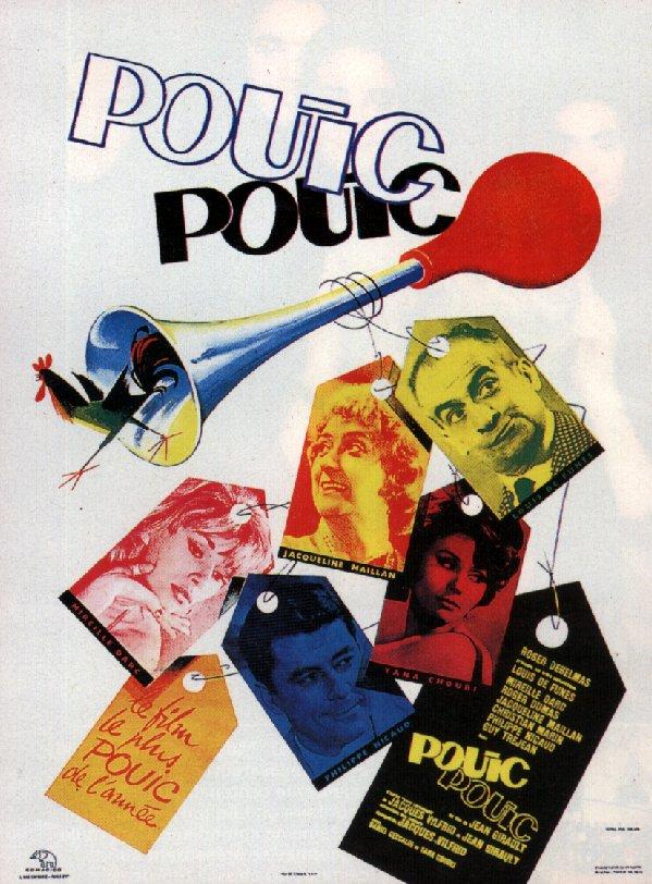 Pouic-Pouic affiche