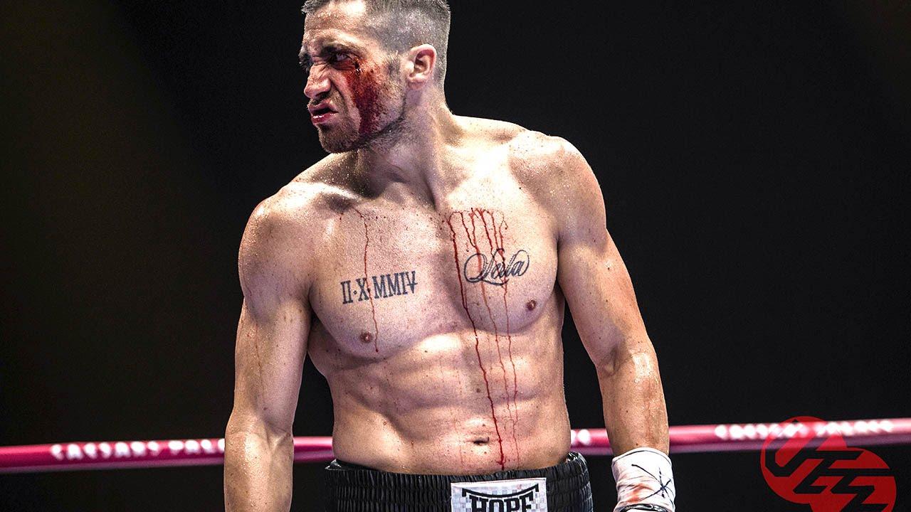 La Rage au ventre - la critique du film Jake Gyllenhaal S