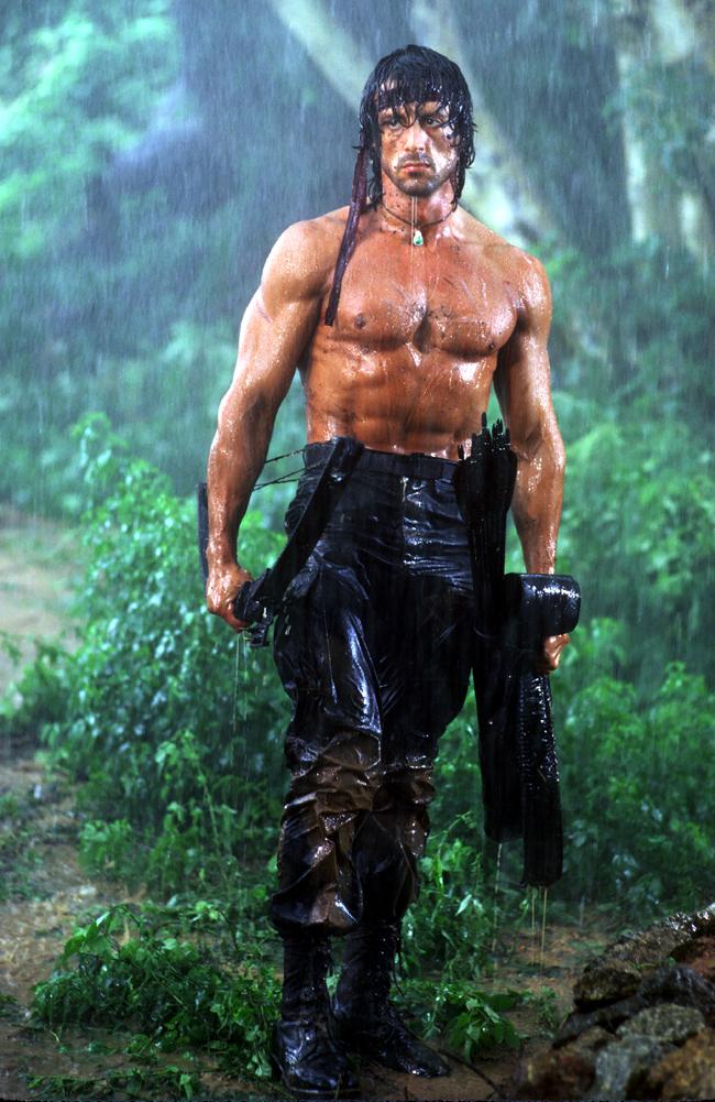 Rambo 2 : la mission - La critique