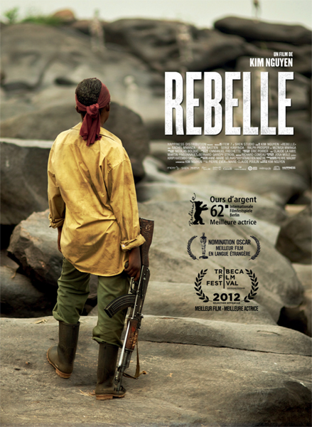 Rebelle (War-Witch)  VFQ