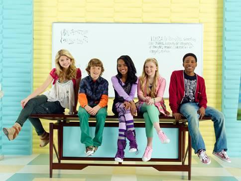 Nouvelle série de Disney Channel. Quelle série est-ce ?
