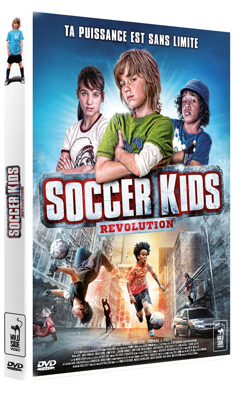 Soccer Kids - Revolution [DVDRIP] [TRUEFRENCH]