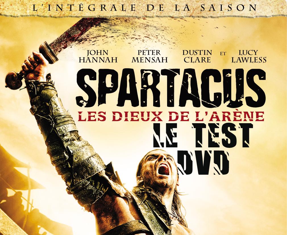 SPARTACUS LES DIEUX DE LARÈNE TÉLÉCHARGER