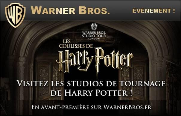 Studio Harry Potter Heredite La Critique
