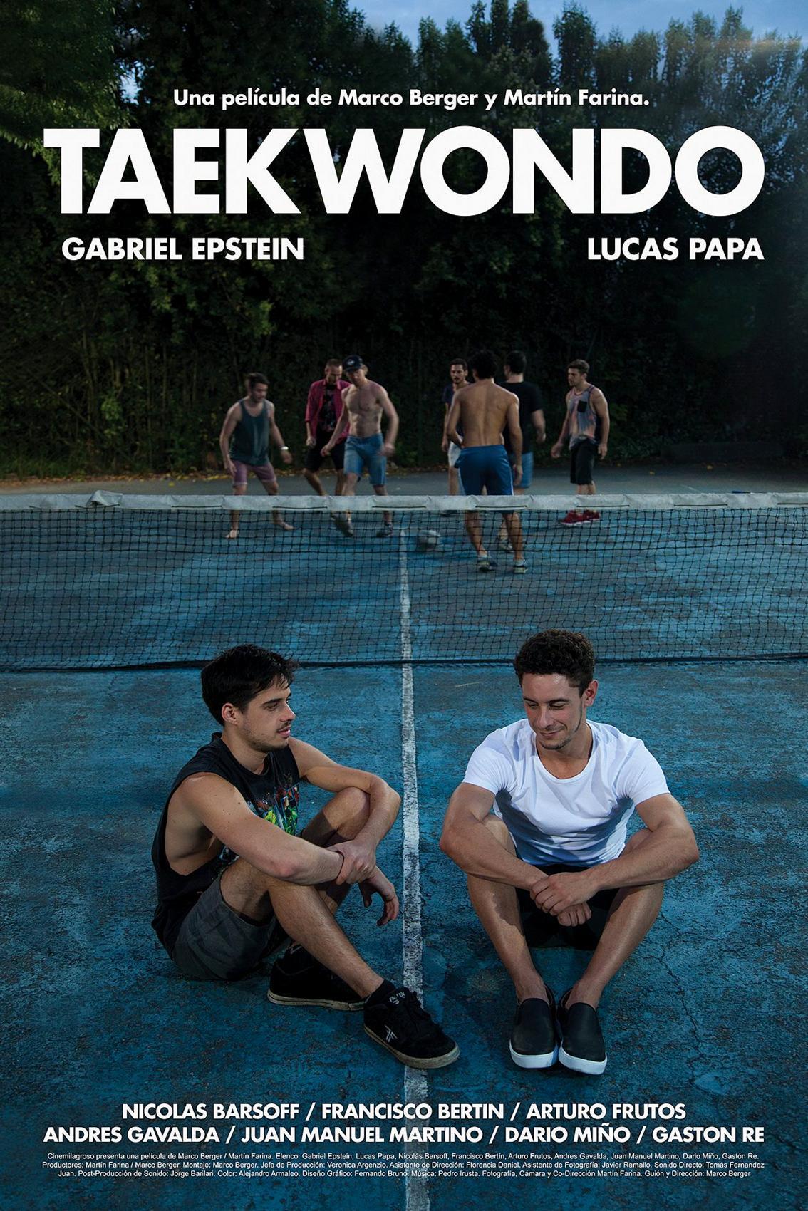 Taekwondo Film