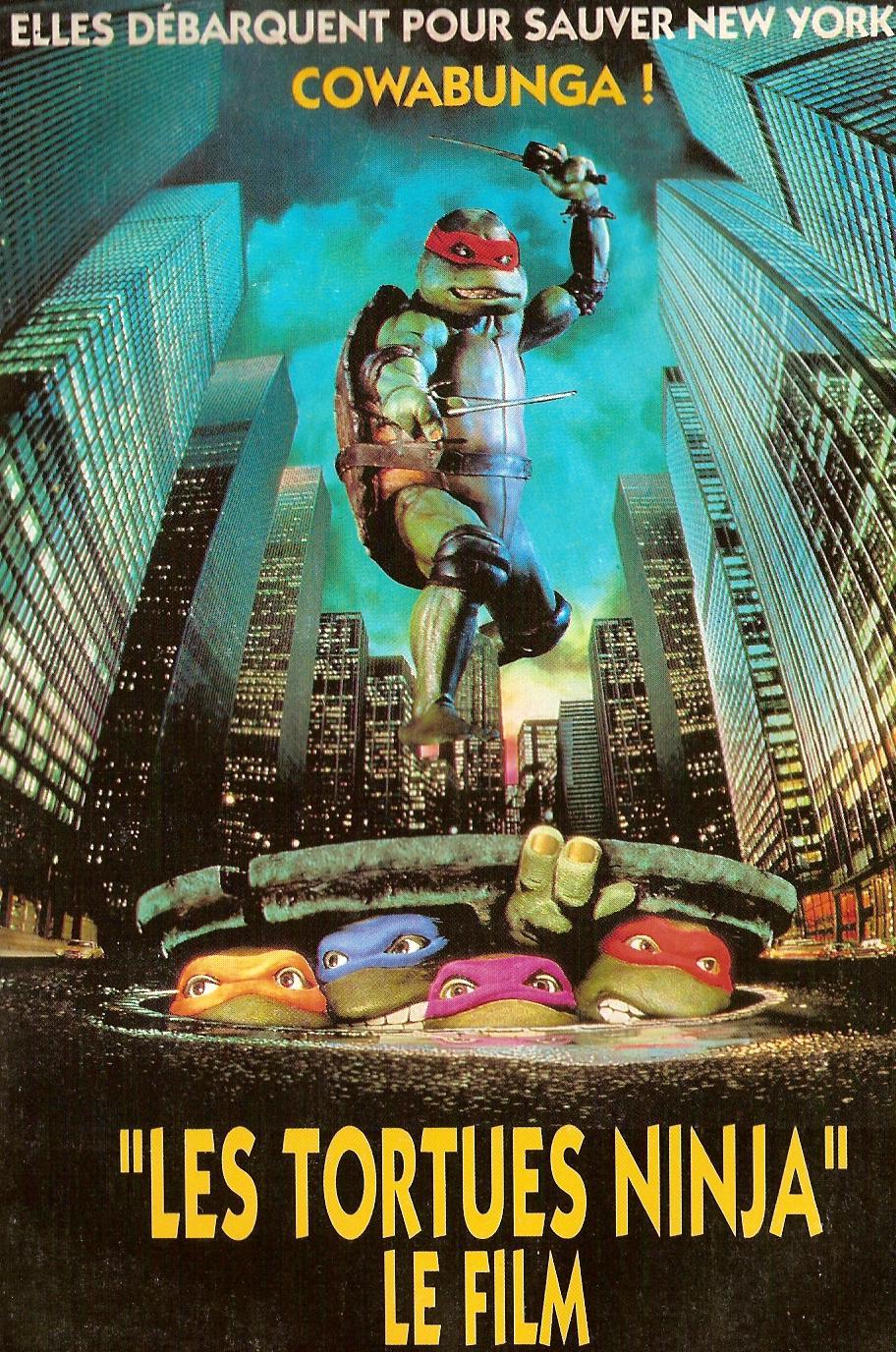 Les tortues ninja 1990 la critique du film - Jeux de tortues ninja gratuit ...