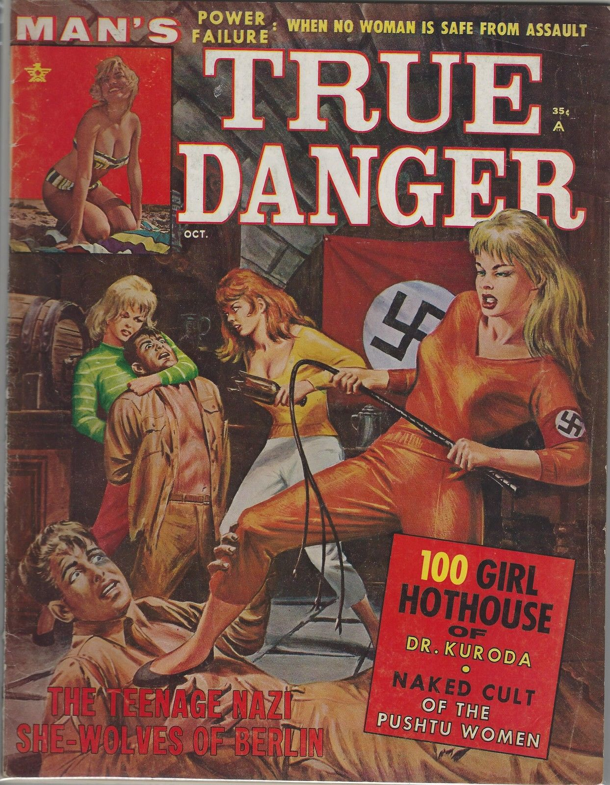 Orgies nazie