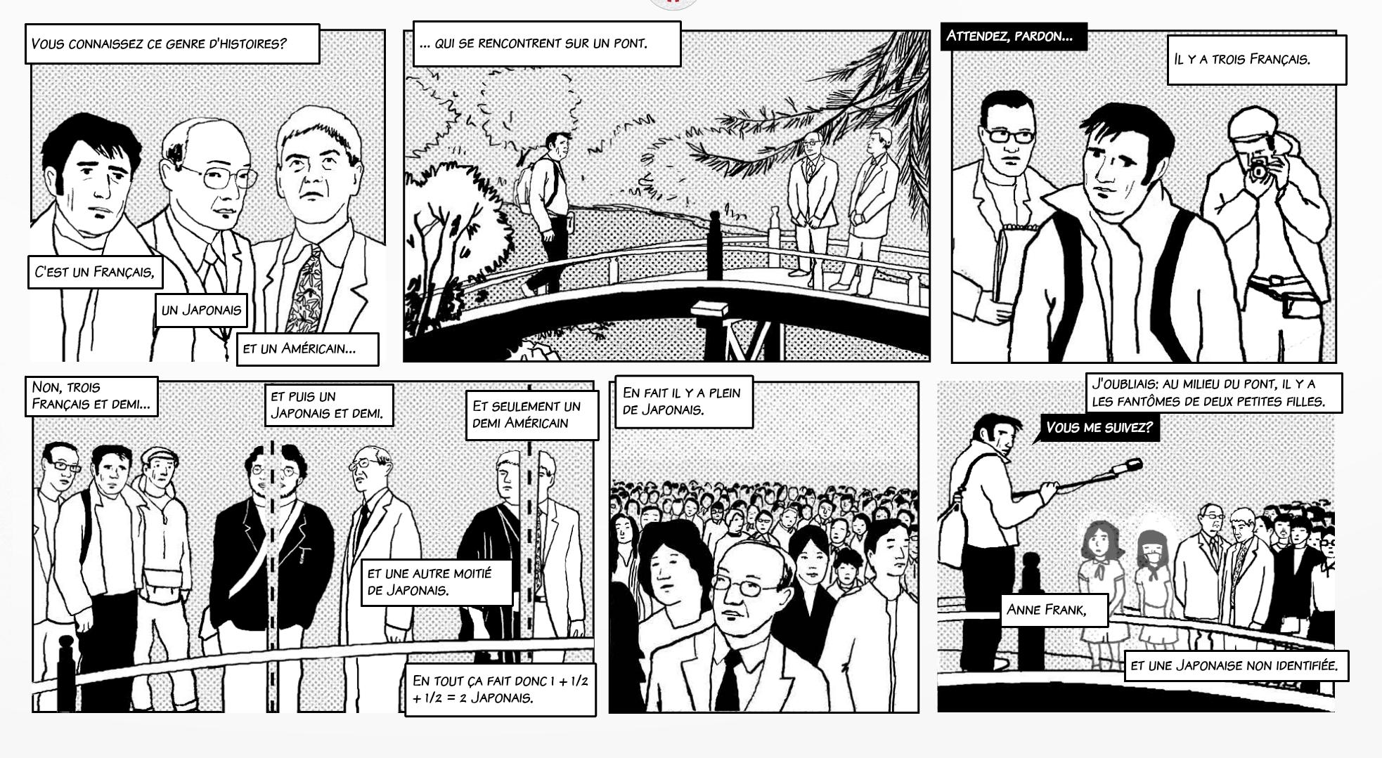 Le journal d 39 anne frank au pays du manga for Le journal du pays d auge
