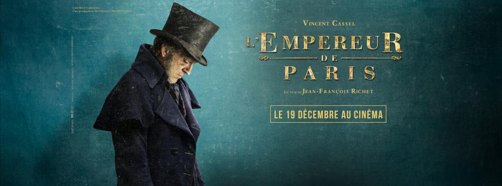 Lempereur De Paris La Critique Du Film