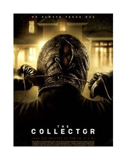 The collector - le test blu-ray + DVD