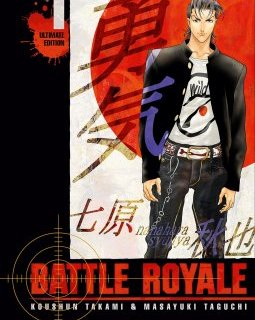 Battle Royale . Ultimate Edition . T.1 - La chronique BD