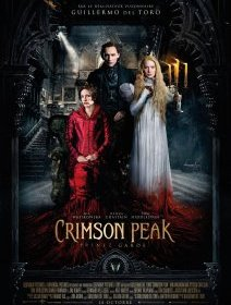 Crimson Peak - la critique du film