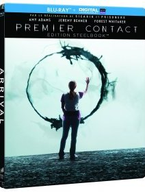 Premier Contact (Arrival) passe le test blu-ray haut la main