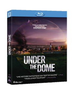 Under the dome : Stephen King revient hanter le petit écran en DVD & blu-ray
