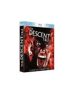The descent - le test blu-ray