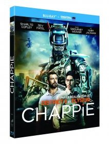 Chappie époustoufle en blu-ray ! Test...