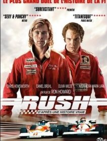 Rush - la Formule 1 de Ron Howard en blu-ray, test