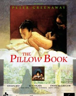 The Pillow Book - Peter Greenaway - critique