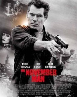 November Man - la critique du film + le test DVD