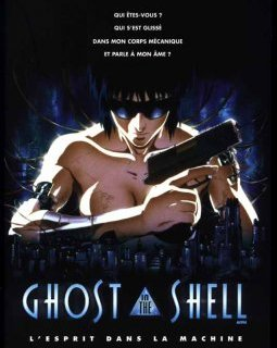 Ghost in the Shell : 20 ans déjà