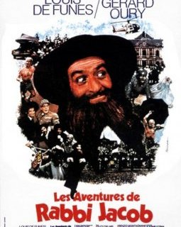 Les aventures de Rabbi Jacob - la critique du film