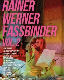 Coffret Rainer Werner Fassbinder, vol. 2 - le test Blu-ray