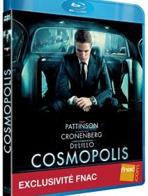 Cosmopolis : David Cronenberg et Robert Pattinson en blu-ray