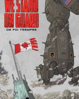 We stand on guard - La chronique BD