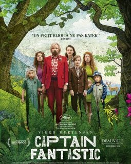Captain Fantastic - la critique du film + le test DVD