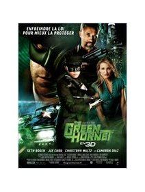 The Green Hornet 3D - Michel Gondry se met au vert