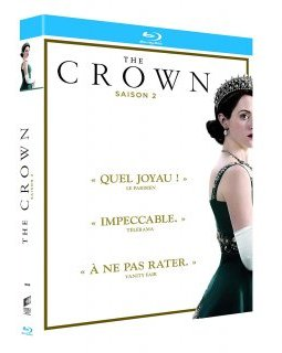 The crown - la critique de la saison 2 + le test Blu-ray