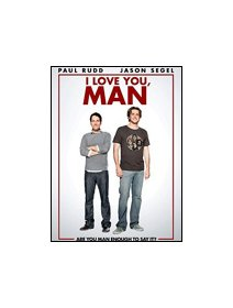 I love you, man - posters + photos + trailer