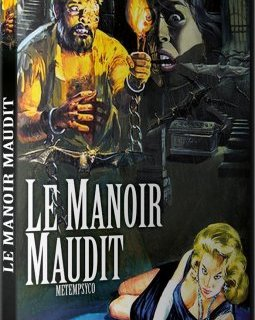 Le manoir maudit - la critique du film et le test DVD