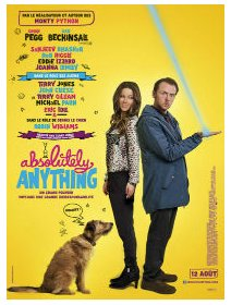 Absolutely anything - la critique du film