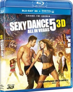 Sexy Dance 5, All in Vegas - le test blu-ray