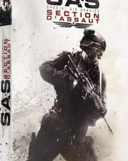 S.A.S. : section d'assaut - la critique + le test DVD