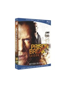 Prison Break saison 3 - Critique + Blu-ray Test