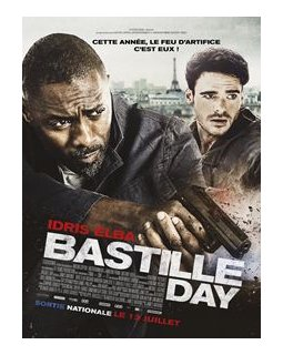 Bastille Day - la critique du film