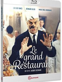 Le grand restaurant - la critique + le test blu ray