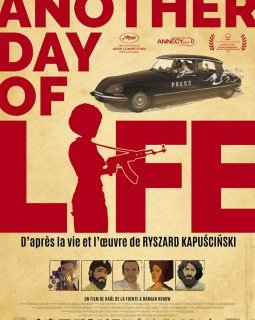 Another Day of Life - la critique du film