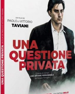 Una questione privata - le test du DVD