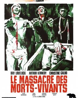 Le Massacre des Morts Vivants - la critique du film