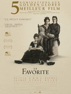 La favorite - la critique du film