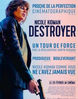 Destroyer - la critique du film