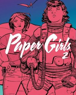 Paper girls T.2 - La chronique BD