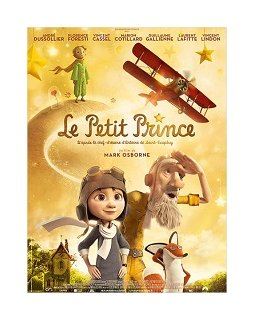 Le Petit Prince - Mark Osborne - critique