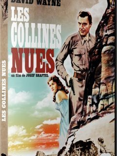 Les collines nues - la critique du film + le test DVD