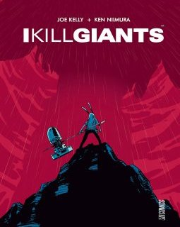I kill giants - La chronique BD
