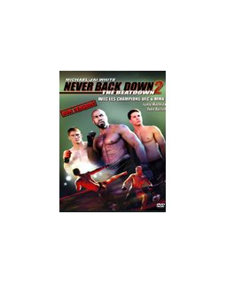 Never back down 2, direct to vidéo